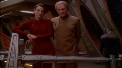 Star Trek: Deep Space Nine - Image In The Sand