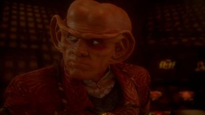Star Trek: Deep Space Nine - Shadows And Symbols