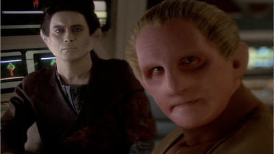 Star Trek: Deep Space Nine - Treachery, Faith, And The Great River