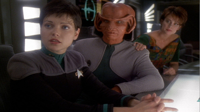 Star Trek: Deep Space Nine - It's Only A Paper Moon