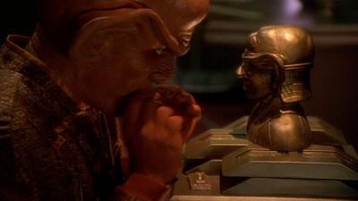 Star Trek: Deep Space Nine - The Emperor's New Cloak