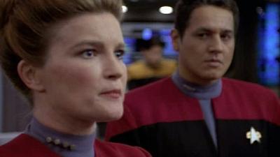 Star Trek: Voyager - Parallax
