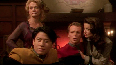 Star Trek: Voyager - The Cloud