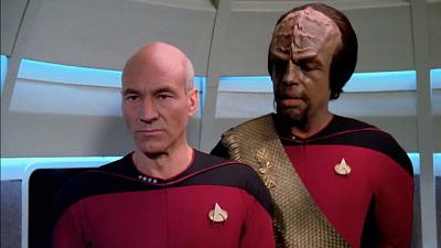 Star Trek: The Next Generation - Angel One