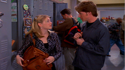 Sabrina The Teenage Witch - Magic Joel