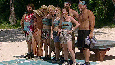 Survivor - To Quit or Not to Quit