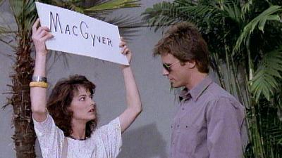 MacGyver Classic - The Heist