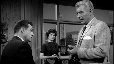 Perry Mason - The Case of the Impatient Partner