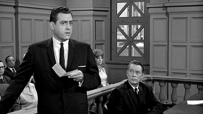 Perry Mason - The Case of the Injured Innocent