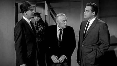 Perry Mason - The Case of the Left-Handed Liar