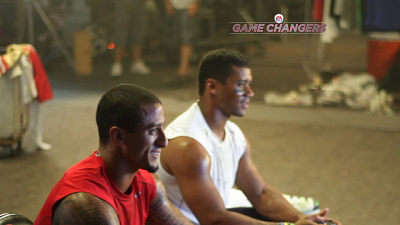 Game Changers - NFL Stars in Hollywood