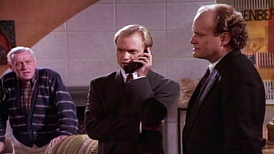 Frasier - Dinner At Eight