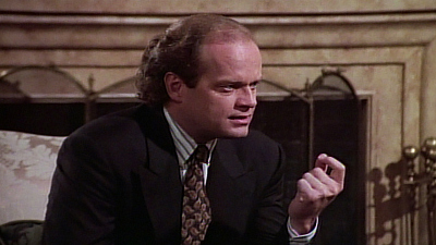 Frasier - Death Becomes Him