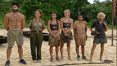 Survivor - Would You Be My Brutus Today?