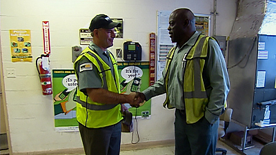 Undercover Boss - Waste Management