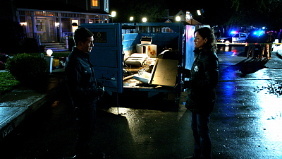 CSI: Crime Scene Investigation - Under My Skin