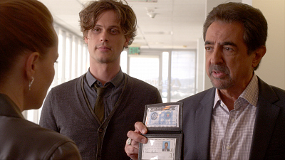 Criminal Minds - The Witness