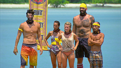 Survivor - The Jocks vs. The Pretty People
