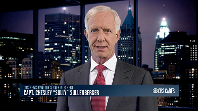 CBS Cares - Captain Sullenberger on Suicide