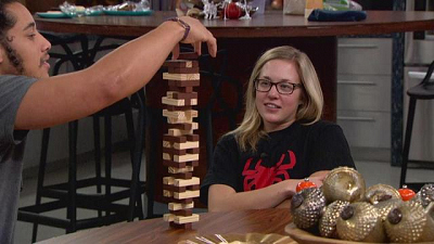 Big Brother: Over The Top - Just A Little Jenga