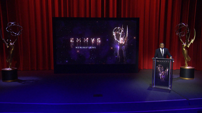 69th Primetime Emmy Awards - Shemar Moore And Anna Chlumsky Announce The 69th Emmy Awards Nominations