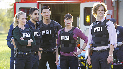 Criminal Minds - The Bunker