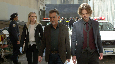Criminal Minds - Bad Moon on the Rise