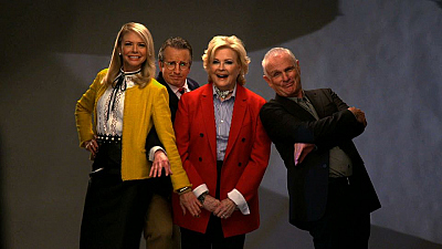 Murphy Brown - They're Back! Say Hello To The Stars Of Murphy Brown
