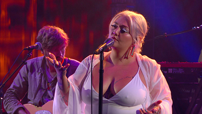 The Late Show with Stephen Colbert - Elle King Performs 'Shame'