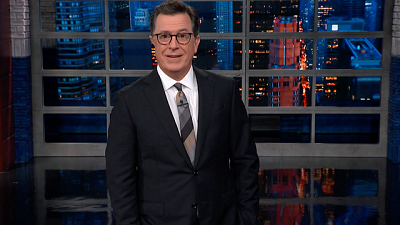 The Late Show with Stephen Colbert - Trump Freely Criticizes the Free Press