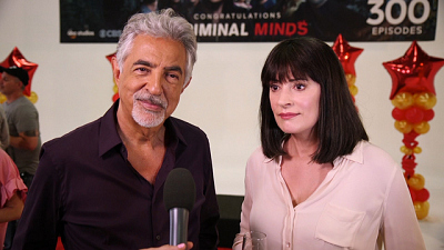 Criminal Minds - Criminal Minds Stars Light Up Recalling Their Favorite Show Moments