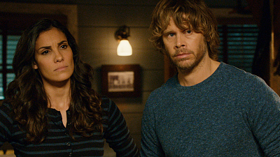 NCIS: Los Angeles - A Line in the Sand