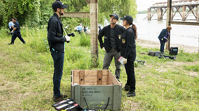NCIS: New Orleans - Inside Out