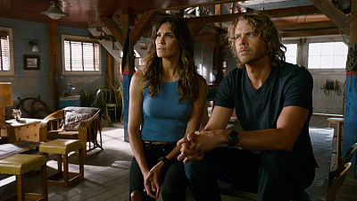 NCIS: Los Angeles - Superhuman