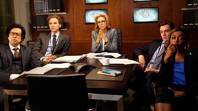 Madam Secretary - The Chaos Game