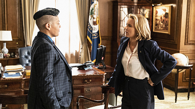 Madam Secretary - Requiem