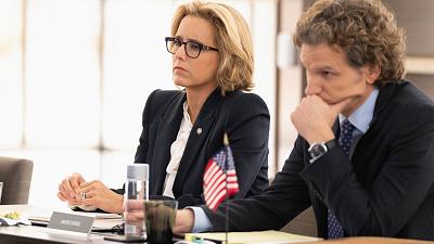 Madam Secretary - Eyjafjallajökull