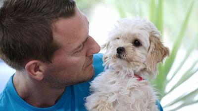 Lucky Dog - Maddie