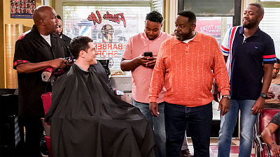 The Neighborhood - Welcome to the Barbershop