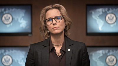 Madam Secretary - The Courage to Continue