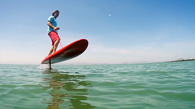 Innovation Nation - Hydrofoil Surfboard