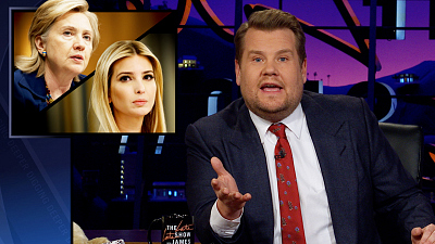 The Late Late Show with James Corden - Cat Videos Can Help Us Talk About the Tough Stuff