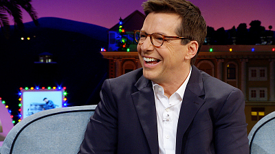 The Late Late Show with James Corden - Sean Hayes Thinks 'Will & Grace' Guest Stars Are Great