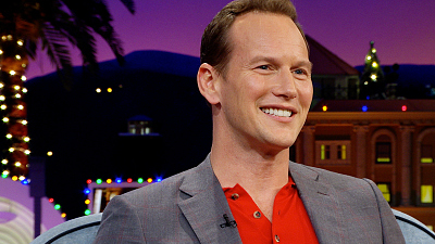 "The Late Late Show with James Corden - Patrick Wilson Drops a Serious ""Well, Actually"" on James"