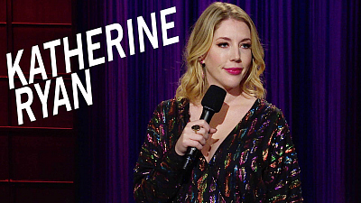The Late Late Show with James Corden - Katherine Ryan Stand-up