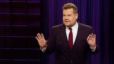 The Late Late Show with James Corden - It's Trump's Party & He'll Cancel If He Wants To