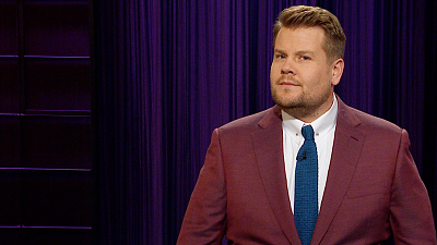 The Late Late Show with James Corden - Trump's New Chief of Staff Thinks Highly of Him