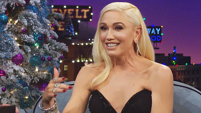 The Late Late Show with James Corden - Gwen Stefani Has Much Love for the Elves