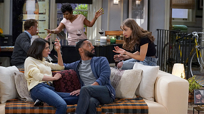 FAM - The Perfect New Fam Gets Turned Upside Down In Nina Dobrev's New Comedy
