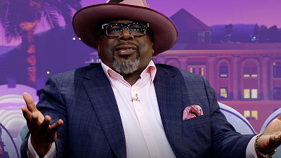 The Late Late Show with James Corden - Cedric The Entertainer Can't Outgrow His Name